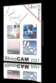 RhinoCAM 2021 – Standard